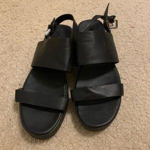 Forever 22 Strap Sandals